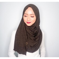 Instant shawl 1.0 (Iron free series - Moccasin)