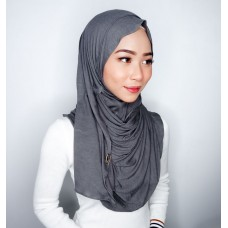 Instant shawl 1.0 (Iron free series - Thunder)