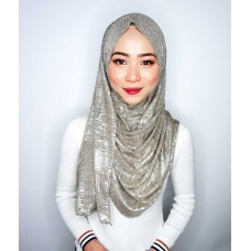 Instant Shawl 1.0 (Iron-free Series - Metallic Sketches)