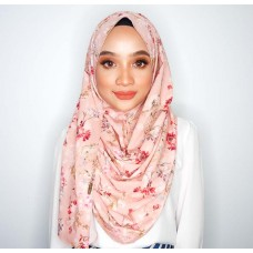 Instant shawl 1.0 (Printed series: Ariana)