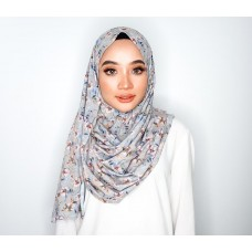 Instant shawl 1.0 (Printed series: Bray)