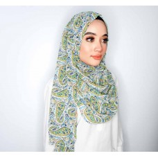 Instant shawl 1.0 (Printed series: Evie)