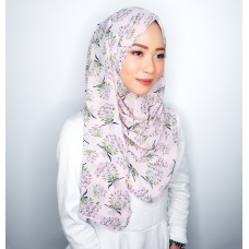 Instant shawl 1.0 (Printed series: Rose)