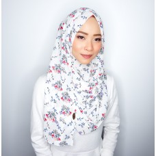 Instant shawl 1.0 (Printed series: Ezlyn)
