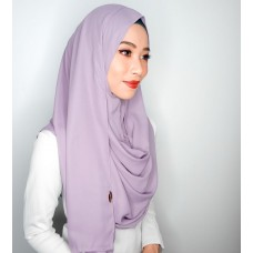 Instant Shawl 1.0 Mixed Crepe (Lilac)