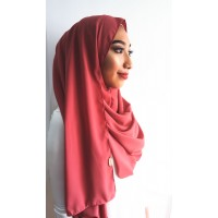 Instant Shawl 1.0 Mixed Crepe (Gypsy Rose)