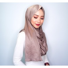 Instant shawl 1.0 (Iron free series - S'mores)