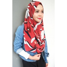 Instant shawl 1.0 (Printed series: Eiman)