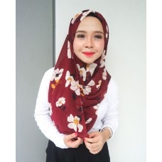 Instant shawl 1.0 (Printed series: Hailey)