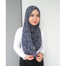 Instant shawl 1.0 (Printed series: Zoey)