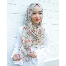 Instant shawl 1.0 (Printed series: Aubree)
