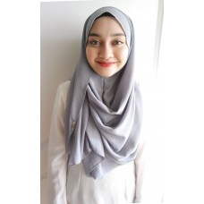 Instant Shawl 1.0 Crepe (Linen Gray)