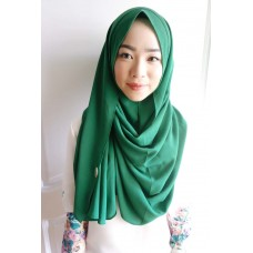Instant Shawl 1.0 Crepe (Island Palm)
