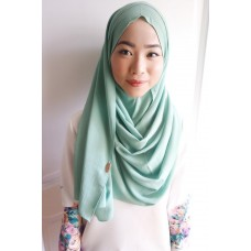 Instant Shawl 1.0 Crepe (Oasis)