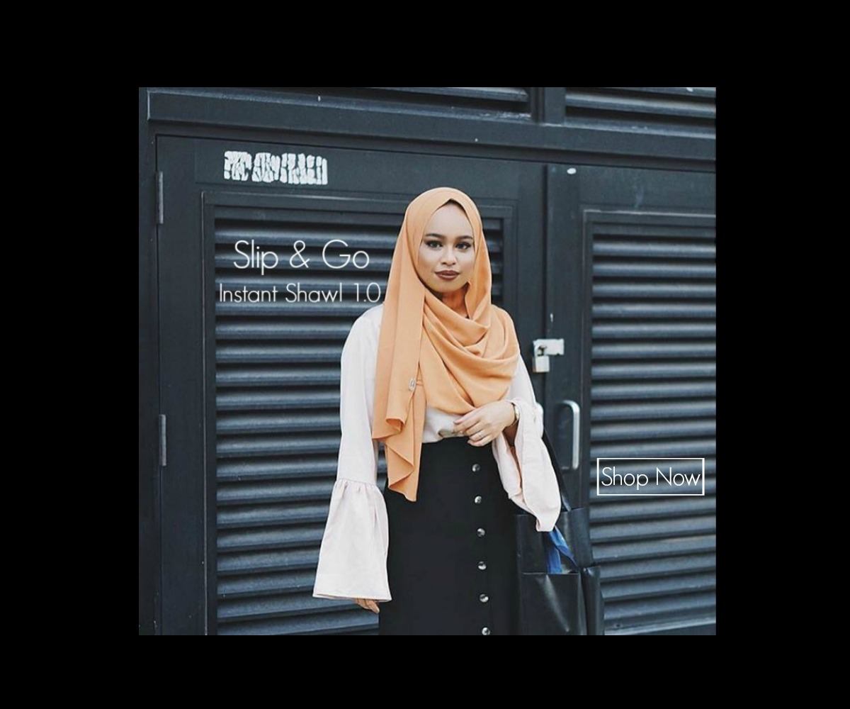 cover instant shawl 1.0