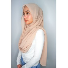 Instant Shawl Embellished (Casual Series) : Beach Nude