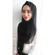 Instant shawl Luxe V1 (Black)
