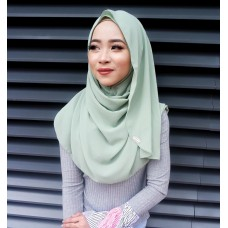Instant shawl Luxe V2 (Sage Green)
