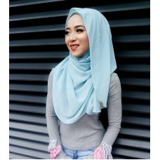 Instant Shawl Luxe V2 (Blue Lagoon)