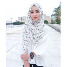 Instant shawl 1.0 (Printed series: Aria)