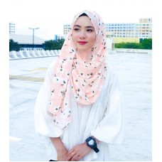 Instant shawl 1.0 (Printed series: Fiona)