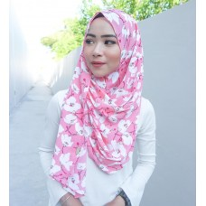 Instant shawl 1.0 (Printed series: Imrie)