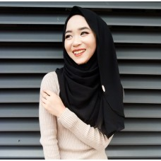 Instant shawl Luxe V2 (Black Widow)