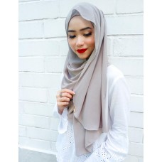 Instant shawl Luxe V2 (Mocha Frappe)