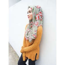Instant shawl Luxe V2 (Printed series: Madison)