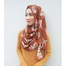 Instant shawl Luxe V2 (Printed series: Naila)