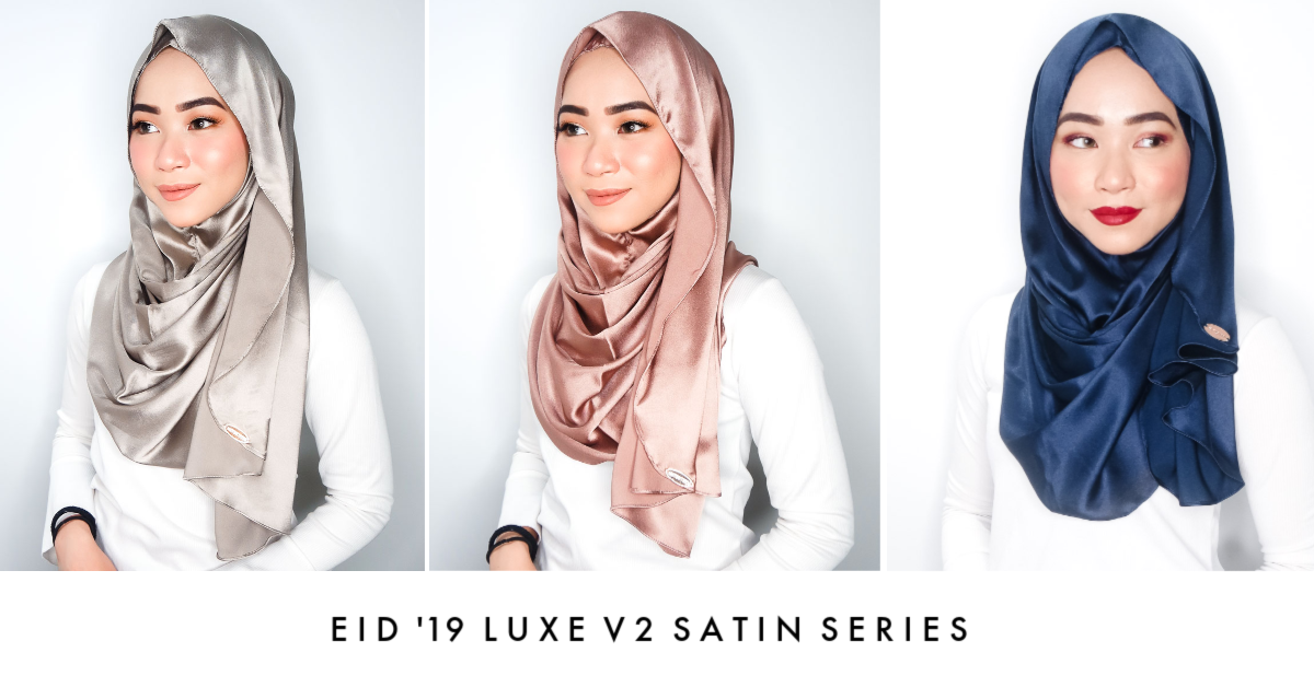 EID 19 Luxe v2 satin series