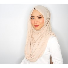 Instant Shawl Embellished (Casual Series) : Oatmeal