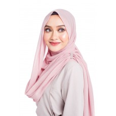 Instant Shawl Embellished (Crystal Series) : Desert Rose