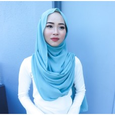 Instant Shawl Embellished (Casual Series) : Mermaid's Tale