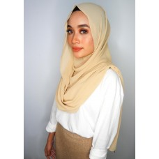 Instant Shawl Embellished (Casual Series) : Gold Sunkissed