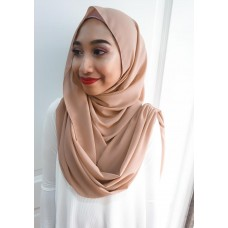 Instant Shawl Embellished (Casual Series) : Cocoa Puff