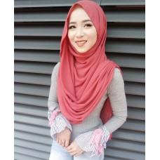 Instant Shawl Embellished (Casual Series) : Gypsy Rose