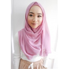 Instant shawl Luxe V2 (Mademoiselle Pink)