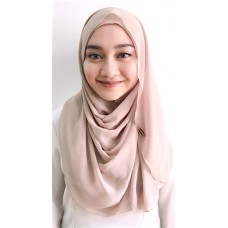 Instant shawl Luxe V2 (Latte)