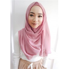 Instant Shawl Luxe V2 (Berry Crush)