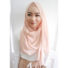 Instant Shawl Luxe V2 (Peach Purr)