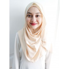 Instant shawl Luxe V2 (Glitter in Milky Way)