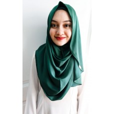 Instant shawl Luxe V2 (Glitter in Enchanted Forest)
