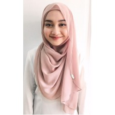 Instant shawl Luxe V2 (Perfect Plum)