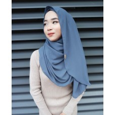Instant Shawl Luxe V2 (River Blue)