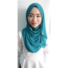 Instant Shawl Luxe V2 (Teal)