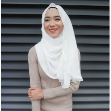 Instant shawl Luxe V2 (Snow White)