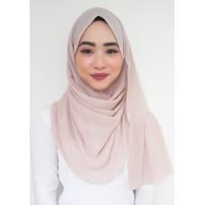 Instant Shawl Rania (Casual Series: Perfect Plum)