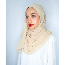 Tieback Claire Chiffon (Gold sunkissed)